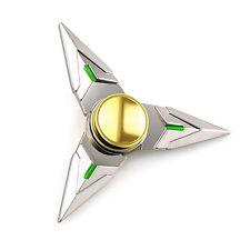 Hand Spinner EDC OW Overwatch Metal Bearing Gift Fidget Genji Shuriken Ninja Toy