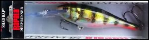RAPALA  SHAD RAP SR 9 cm PEHL (Live Hologram Perch) color