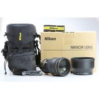Nikon AF-S 2,0/200 G IF ED VR II + TOP (230350)