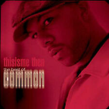 Thisisme Then: The Best of Common Common MUSIC CD