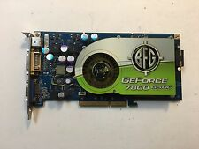 BFG Nvidia GeForce 7800 GS OC AGP 4X/8X 256MB Graphics Card VGA DVI S-Video
