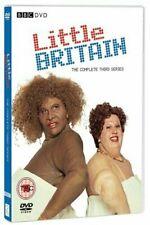 Little Britain Series 3 [DVD] [2003] BANNED BY BBC! NEUTERED BY NETFLIX!