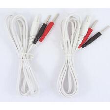 Confezione da 2 x 80833 Filo di Piombo Adattatore per dispositivi EMG Biofeedback &