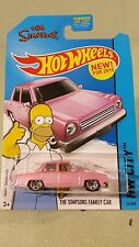 Hot Wheels The Simpsons Family Car CFG80