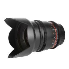 Samyang 16mm T2.2 ED As UMC VDSLR - Monture Fuji x