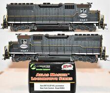NYC 3083 GP-40 Low Hood  DCC & Sound Atlas Master 9716 HO MR3.18