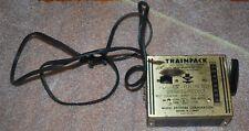 MRC TRAINPACK HO/N GAUGE MODEL 100 TRANSFORMER TRAIN CONTROL Tested