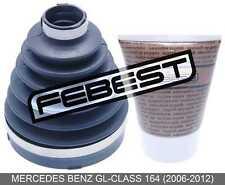 Boot Outer Cv Joint Kit 103.2X121.3X31.2 For Mercedes Benz Gl-Class 164
