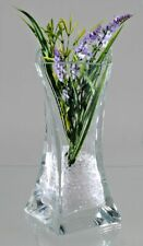 Formano Vase from Crystal Glass, Hand Blown; Approx. 25cm