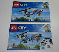 Lego City 60207 Instruction Manual Only - Used