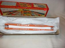 HO Scale Walthers Robinson, Barnes Flat Cars Great American Circus BN