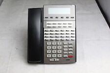 Lot Of 5 Nec Dsx 34B Bl Tel (Bk) Display Digital Business Office Phones