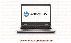 """HP ProBook 645 G2 - 14"""" - A series A10 PRO-8700B - 8 GB RAM - 256 GB SSD"""
