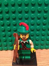 LEGO 8683 SERIES 1 .FOREST MAN GOOD CONDITION