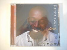 MATTA FORE ( IRON MASTER FACTORY ) : ASKAN [ CD ALBUM NEUF PORT GRATUIT ]
