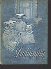 Montpelier IN Montpelier High School yearbook 1952 Indiana(includes grades 7-12)