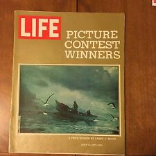 LIFE Magazine~July 9 1971~1971 Top Pictures~Muhammad Ali~Bicentennial ~70's Ads
