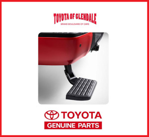 2014-2021 TOYOTA TUNDRA RETRACTABLE BED STEP GENUINE OEM (FAST SHIP) PT392-34140