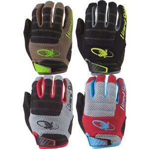 Lizard Skins Cycling Gloves Monitor AM Bike Gloves - Mountain Bike - BMX - Road