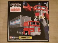 Transformers Masterpiece MP10 Optimus Prime MINT USA Seller Ship from HK