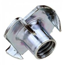 Einschlagmutter M 6, Stahl galv. verzinkt farblos