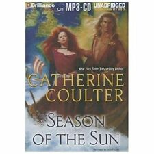 Viking Era: Season of the Sun 1 by Catherine Coulter (2013, MP3 CD, Unabridged)
