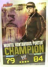 Slam Attax Evolution #014 Montel Vontavious Porter