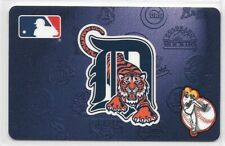 Detroit Tigers  MLB  Phone Card