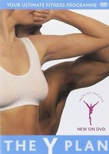 The Y Plan  DVD   (Brand New)  Fitness  Workout
