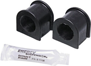 Energy Suspension Sway Bar Bushings Rear Black for Polaris RZR 800/S (70.7004G)
