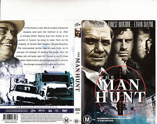 The Man Hunt-1985-Bo Stevenson-Movie-DVD