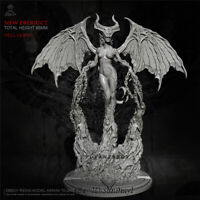 Hell Queen Resin Kits Unpainted GK YuFan Model 85mm