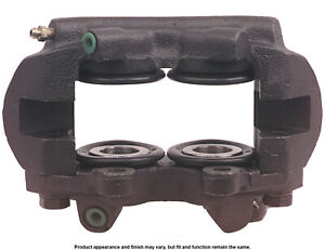 Disc Brake Caliper-Unloaded Caliper Front Right Reman fits 65-66 Ford Mustang