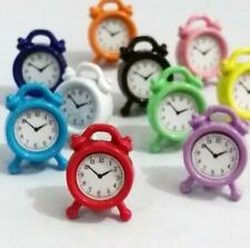 Random Mini Clock Dollhouse Miniature 1:12 Scale Fairy Doll Home Life Scene X1 ☆