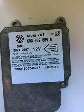 Vw Audi Seat Skoda GOLF LEON A3 AIRBAG CONTROL module ECU 6Q0909605A