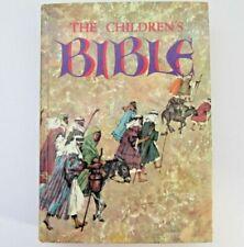 THE CHILDREN'S BIBLE..GOLDEN PRESS..1965..EXCELLENT CONDITION