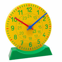 Big Learning Clock Educational Early Learning Kid Child School