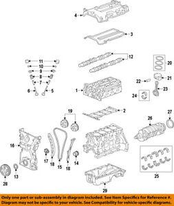 Chevrolet GM OEM 13-15 Spark-Engine Cylinder Head Gasket 25187952