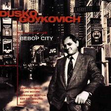 CD Album Dusko Goykovich Bebop City (Lament) 90`s Enja Records