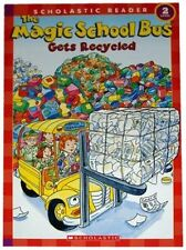 The Magic School Bus Gets Recycled (Scholastic Rea