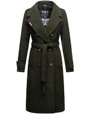 Navahoo Ladies Business Coat Trench Autumn Winter Jacket Between-Seasons Arnaa