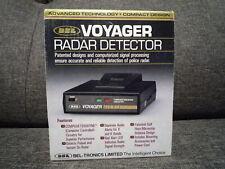 Bel Voyager Radar Detector ~ Brand New in Box