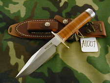 RANDALL KNIFE KNIVES #15CDT, LEATHER, #A1007