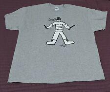 Charlie Cox Original Daredevil Season 1 Sketch T-Shirt - Rare Collectible - XXL