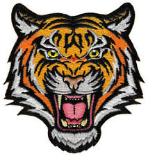 Cypress Collectibles CYP-02449 Bengal Tiger Embroidered Iron-on Patch
