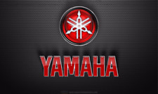 FREE SHIP TO USA YAMAHA 3D LOGO BLACK FLAG BANNER 3x5 feet yfz yzf fjr xt250 tt