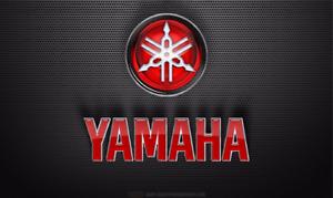 FREE SHIP TO USA YAMAHA 3D LOGO BLACK FLAG BANNER 3x5 feet yfz yzf fjr xt250 tt