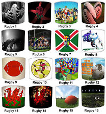 Abat-Jour 6 Nation Rugby Couettes & Rugby Mural Décalques & Stickers