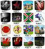 Lampshades Ideal To Match 6 Nations Rugby Duvets & Rugby Wall Decals & Stickers.