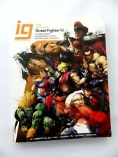 IG Magazine Hors série N° 1 mars 2009 Street Fighter 4 version Française Book